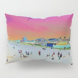 Old Orchard Beach, Maine  Pillow Sham