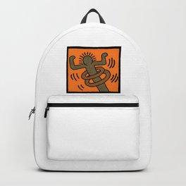 Keith Haring Hula Hooper Backpack