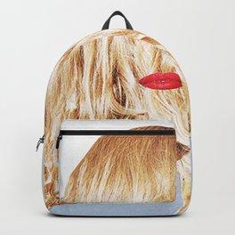 Red Lips XI Backpack