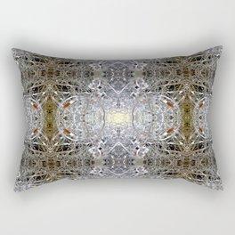 Ancient Metal Rectangular Pillow