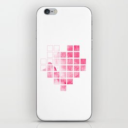 I heart ice cream iPhone Skin