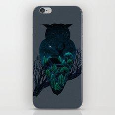Owlscape iPhone Skin