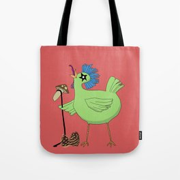 Chicken Estival Tote Bag