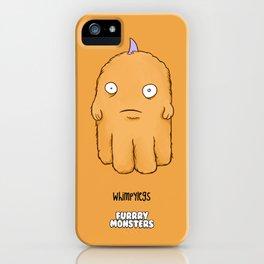 Whimpylegs iPhone Case