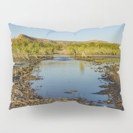 Pentecost River Crossing Pillow Sham
