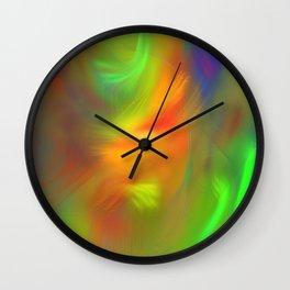 Disco Saturday Night Wall Clock