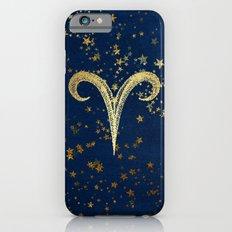 Aries Zodiac Sign Slim Case iPhone 6s