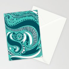 Majorie Blue Stationery Cards