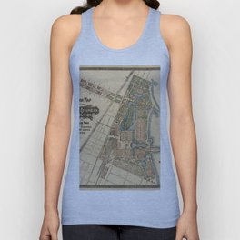 Chicago World Exposition 1893 Unisex Tank Top