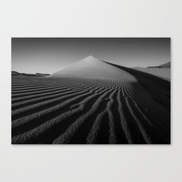 Sand Waves Canvas Print