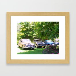 """""""Sunday Afternoon"""" by ICA PAVON Framed Art Print"""