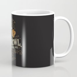 Grab a Root & Growl Coffee Mug