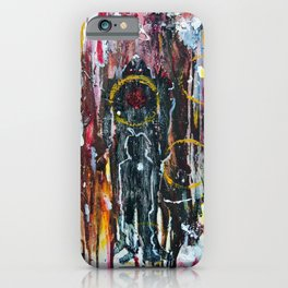 The Value of Human Life iPhone Case