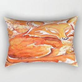 Fox (Spirit of the...) Rectangular Pillow