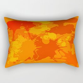 Accident in the Juice factory Rectangular Pillow
