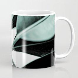 Minimal Rubber Plant Coffee Mug
