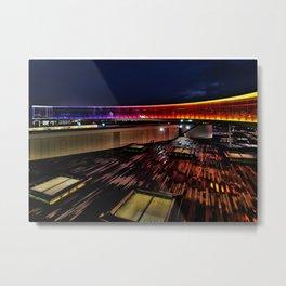 Aros Aarhus, Denmark, Your rainbow panorama Metal Print