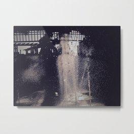 Fountain Love Metal Print