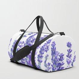 Fresh Lavender #1 #decor #art #society6 Duffle Bag