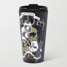 Dragon Training Crest - How to Train Your Dragon Travel Mug