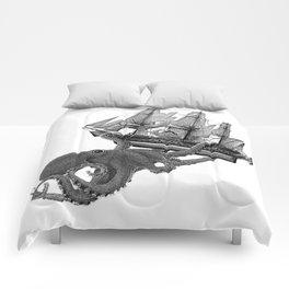 Release the Kraken Comforters