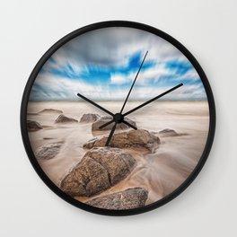 Moving Sky Wall Clock