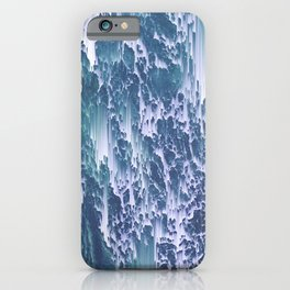 Comes and goes (in waves) iPhone Case