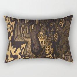 It Runs Deep Rectangular Pillow