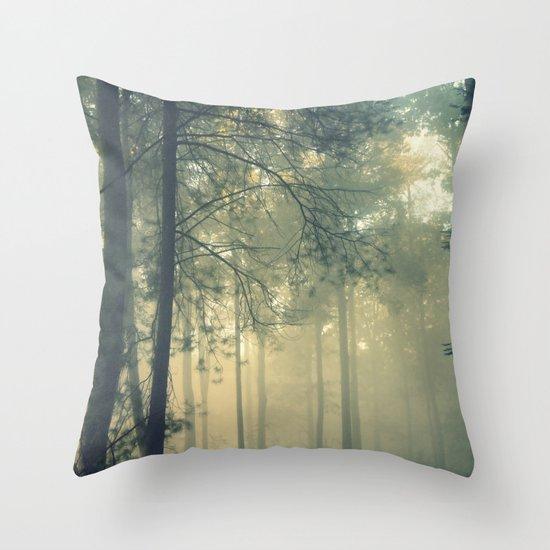 Start Wandering Throw Pillow