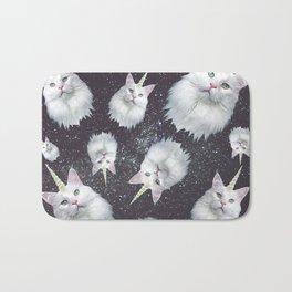 Unicorn Cat Bath Mat