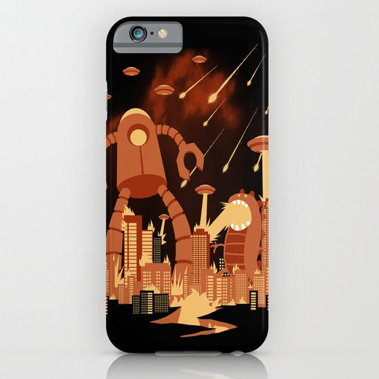 Armageddon iPhone & iPod Case