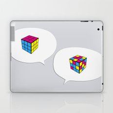 Rubik InQuadri Laptop & iPad Skin