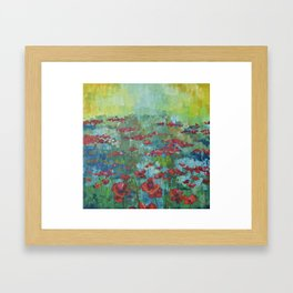 Lest We Forget Framed Art Print