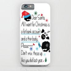 Dear Santa Slim Case iPhone 6s