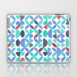 LITE GARDEN SALAD, hand-painted pattern by Frank-Joseph Laptop & iPad Skin