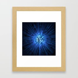 Containment Framed Art Print
