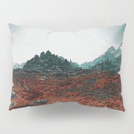 Fields in Heaven Pillow Sham