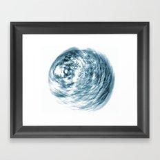 just a test Framed Art Print