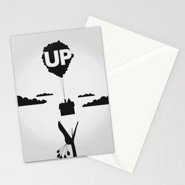 Pixar's UP Stationery Cards