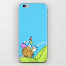 Life is like a mountain range iPhone & iPod Skin