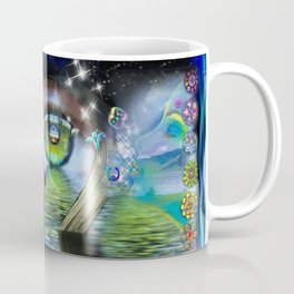 The Language of Light Coffee Mug