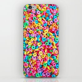 Froot Loops iPhone Skin