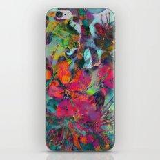 Flourishing iPhone & iPod Skin