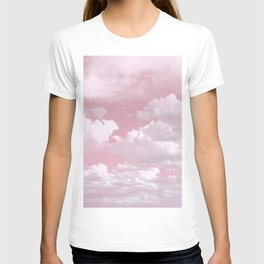 Clouds in a Pink Sky T-shirt