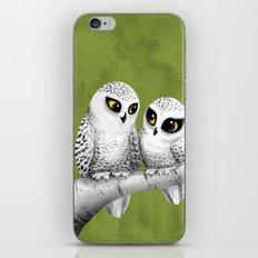Owl Love You iPhone Skin