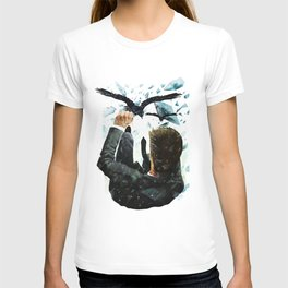 Falling To The Crows T-shirt