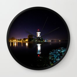 Lakeside Park Wall Clock