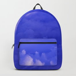 Aerial Blue Hues II Backpack