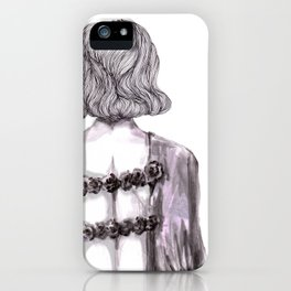 Bare Back iPhone Case