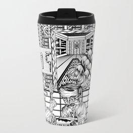 Hog Doctor Metal Travel Mug